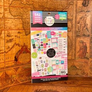 """The Happy Planner """"Sassy Plans"""" Sticker Book Pack"""